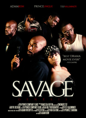 Mistajay has a big part in this movie check out and the soundtrack Savage-Genesis